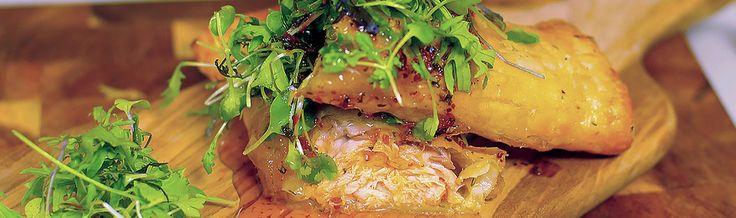 Recipe for Salmon Wellington