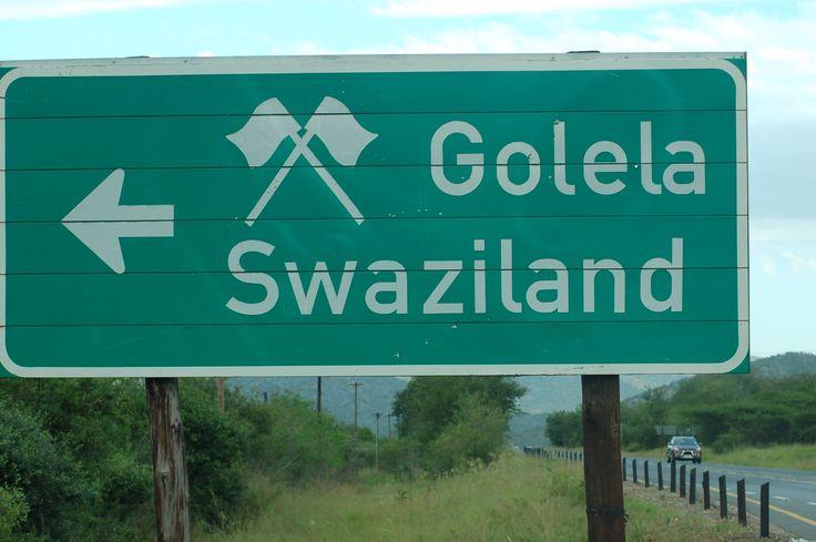 Back in SA...