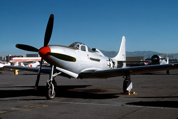 Bell P-63 Kingcobra. The P-63 was larger and heavier than the earlier P-39 Airacobra.