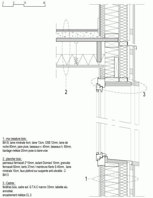 Affordable housing  Architects: KOZ Architectes Location: 94 Rue Philippe de Girard, Paris, France