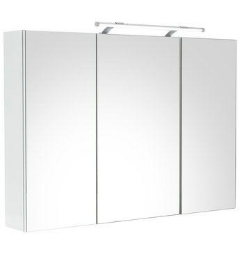 Die besten 25+ Bad spiegelschrank mit beleuchtung Ideen auf Pinterest - badezimmer spiegelschrank led