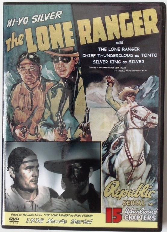 Lone Ranger - Wikipedia The lone ranger 1938 movie serial
