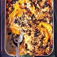 Kürbis-Lasagne mit Knusperkruste via BRIGITTE