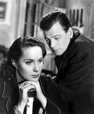 The Third Man (1949)  Valli and Joseph Cotten