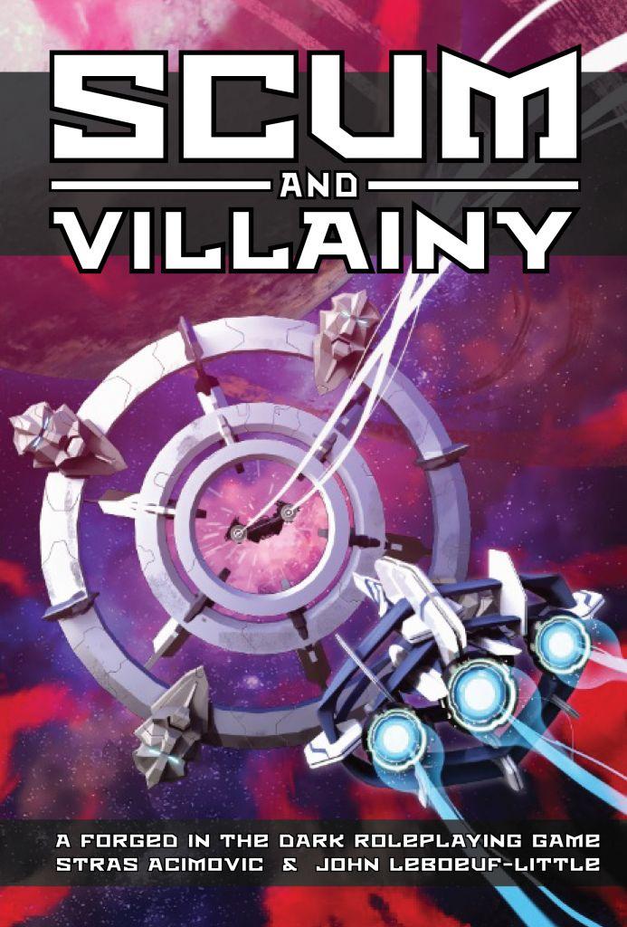 Scum and Villainy Game reviews, Dark evil, Evil