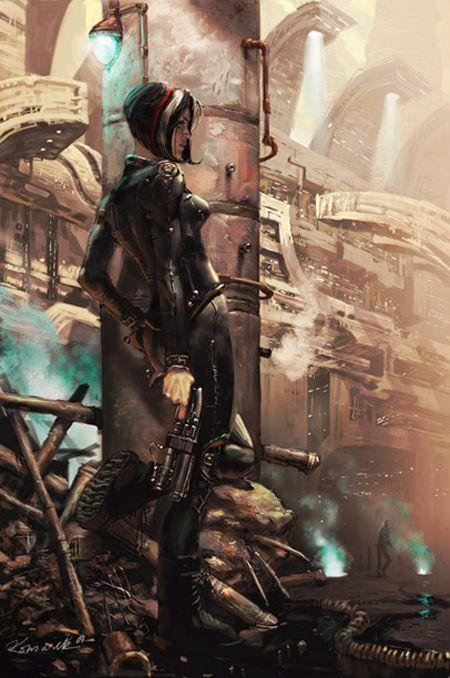 Ficção científica, o universo e tudo mais… | por Cris Lasaitis