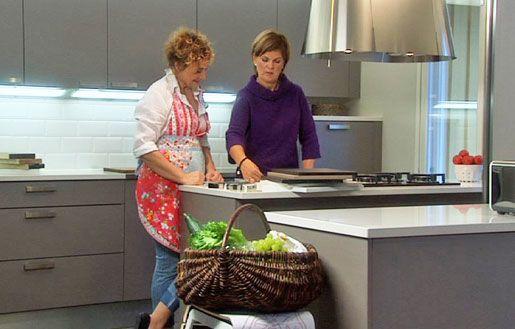 Miten suunnitellaan toimiva keittiö?  #toimiva  #keittiö    T.i.l.a. 25.11.2010 Copyright: MTV Oy