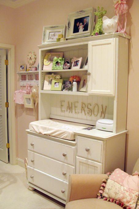 Vintage Baby Girl Nursery   Nursery Designs   Decorating Ideas   HGTV Rate  My Space Part 80