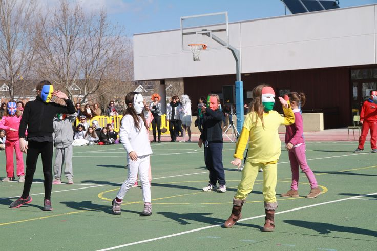 Carnaval en el Lycée français Molière