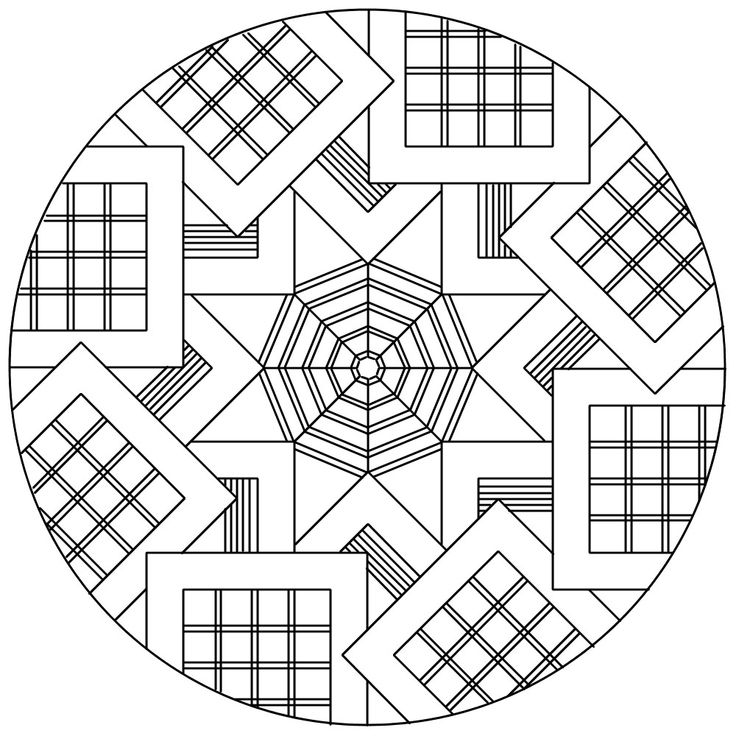 47 best Mandalas para niños images on Pinterest Mandalas for kids