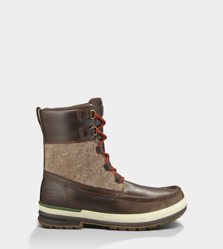 are mens ugg boots waterproof