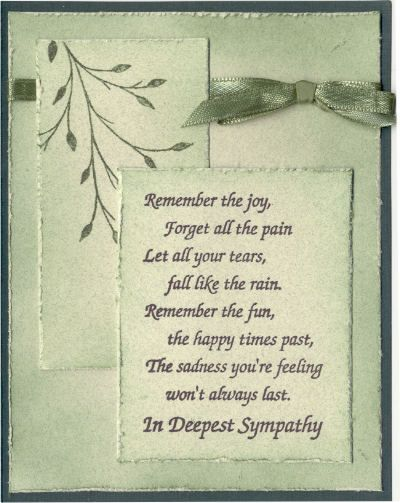sympathy cards - Google Search: