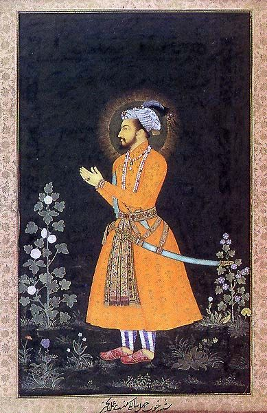 Shah Jahan Mughal Emperor 17th C. India