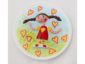 3D omaľovánka - Spievanka  Chcete si užiť spoločnú chvíľu s dieťaťom pri zábavnom maľovaní? Detičky radi tvoria a vyrábajú vždy niečo nové. Potešte ich obrázkom, ktorý si môžu vymaľovať podľa vlastnej fantázie. Vyrobia si vlastný obrázok, ktorý je možné hneď zavesiť na stenu.  Menšie deti si precvičia jemnú motoriku, väčšie deti vás prekvapia svojou kreativitou a samostatnosťou.  Môžete zvoliť techniku maľovania, ktorá vám najviac vyhovuje - fixky, gélové perá, vodové alebo akrylové farby.