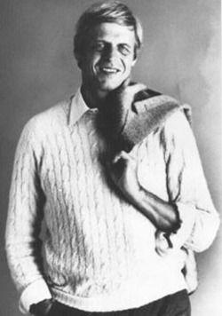 George Plimpton, 1927 - 2003. 76; journalist, writer, actor.