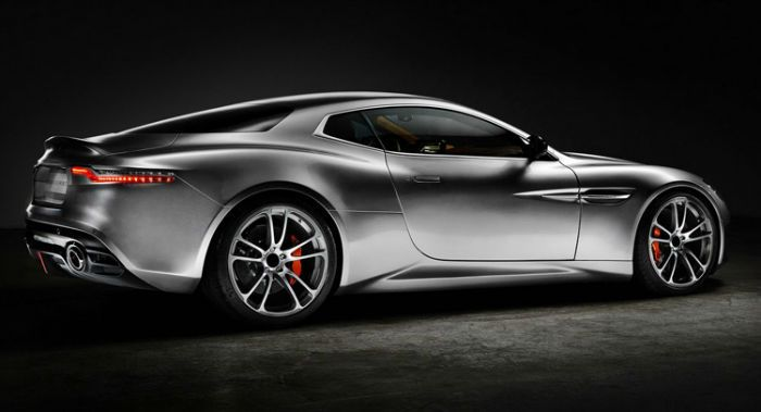 2017 Aston Martin Vanquish - http://www.gtopcars.com/makers/aston-martin/2017-aston-martin-vanquish/