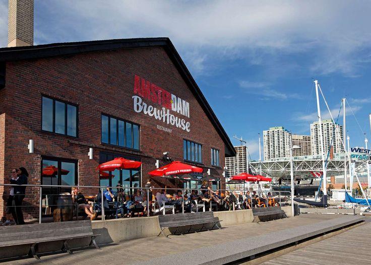 Amsterdam BrewHouse | On the Lake - Toronto
