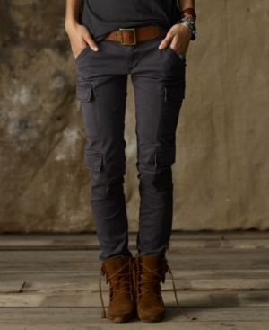 Denim & Supply Ralph Lauren Pants, Skinny Leg Cargo    denim & supply ralph ...    $98.00