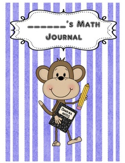 The Weekly Hive: Math Journals for the I in BUILD Math Centers