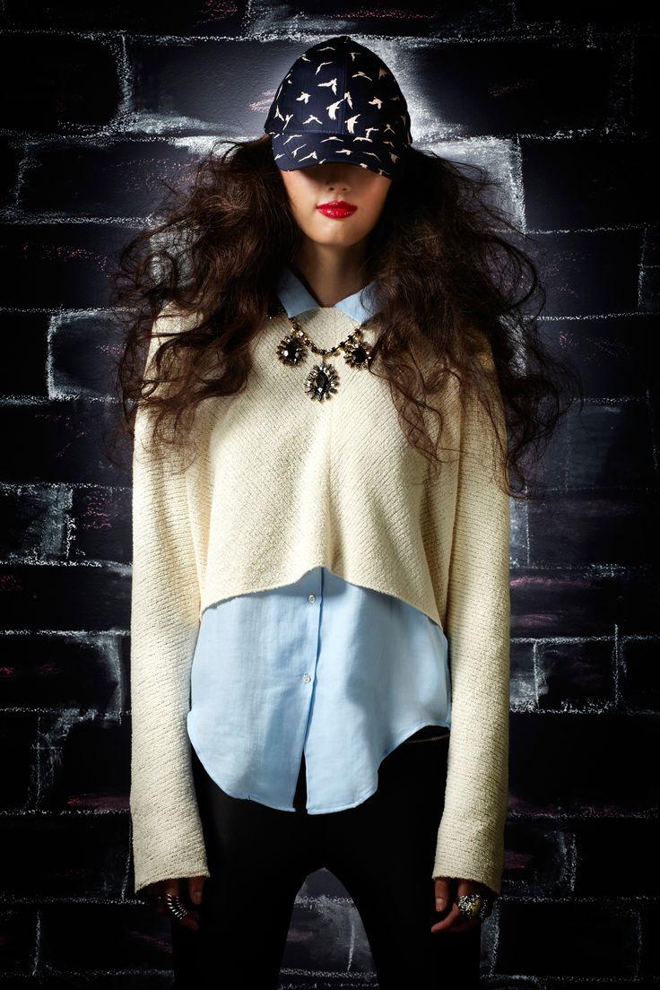 Photographer: Austin Huck Model: Leah Ogawa  Stylist: Anilka Lopez HMU: Dianna Quagenti