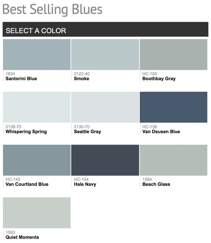 Best Blue Paint Color best 25+ benjamin moore blue ideas that you will like on pinterest