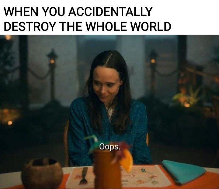 The Umbrella Academy Meme Memes Stupid Memes Humor