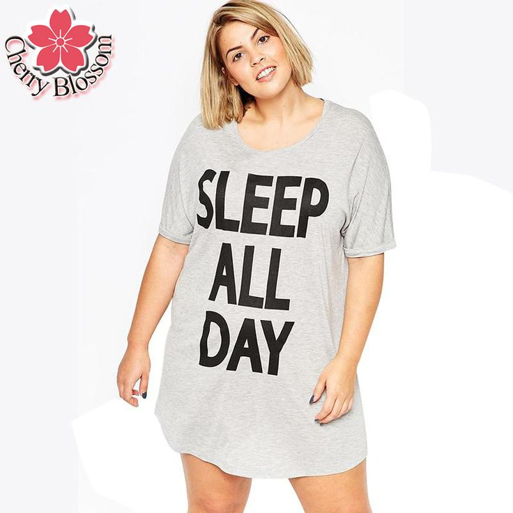 Women Plus Size T Shirts Summer Fashion Letter Print Loose Long Tops Dress European Casual Short Sleeve Women's New T Shirt 6XL