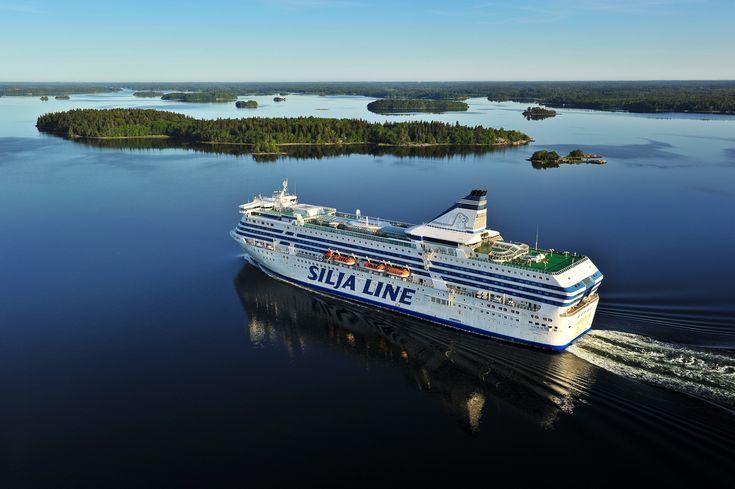 Silja Line in Finland