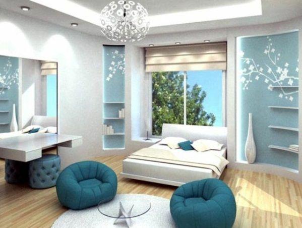 jugendliches schlafzimmer modern gestalten bedroom pinterest jugendliche gestalten und. Black Bedroom Furniture Sets. Home Design Ideas