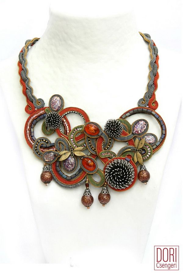 WOW necklaces : Tess