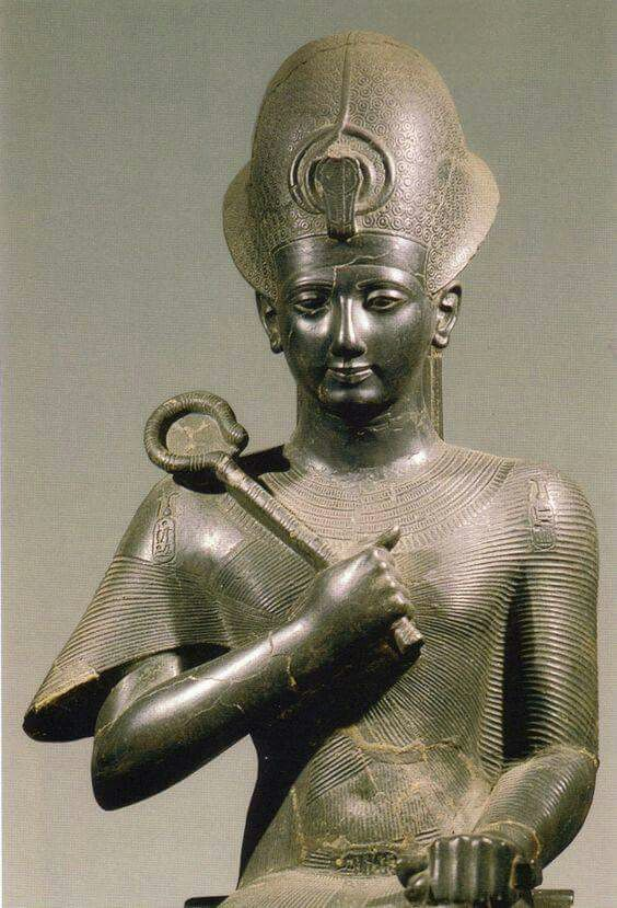 The Statue of Ramesses II.