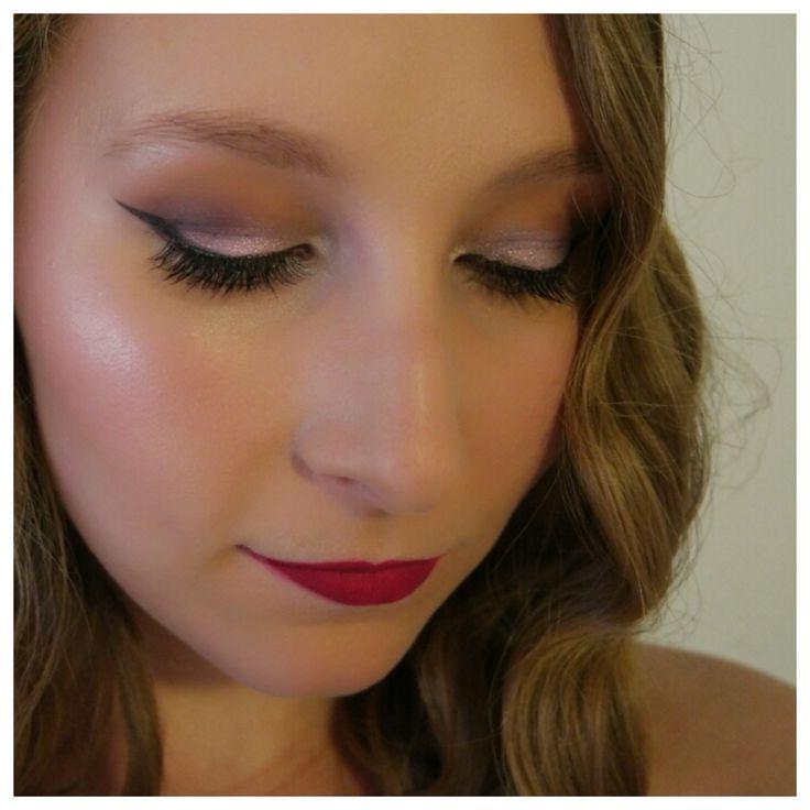 DeleneSera | makeup geek duochromes | sigma brushes | 3 years with my man :)