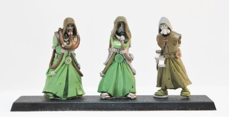 Managed to finish these three sculpts in time for my next delivery to Anvil, all going to plan they could be on sale in a couple of weeks.  ...