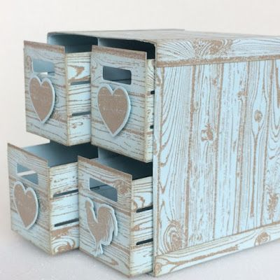 Wood Words chest of drawers