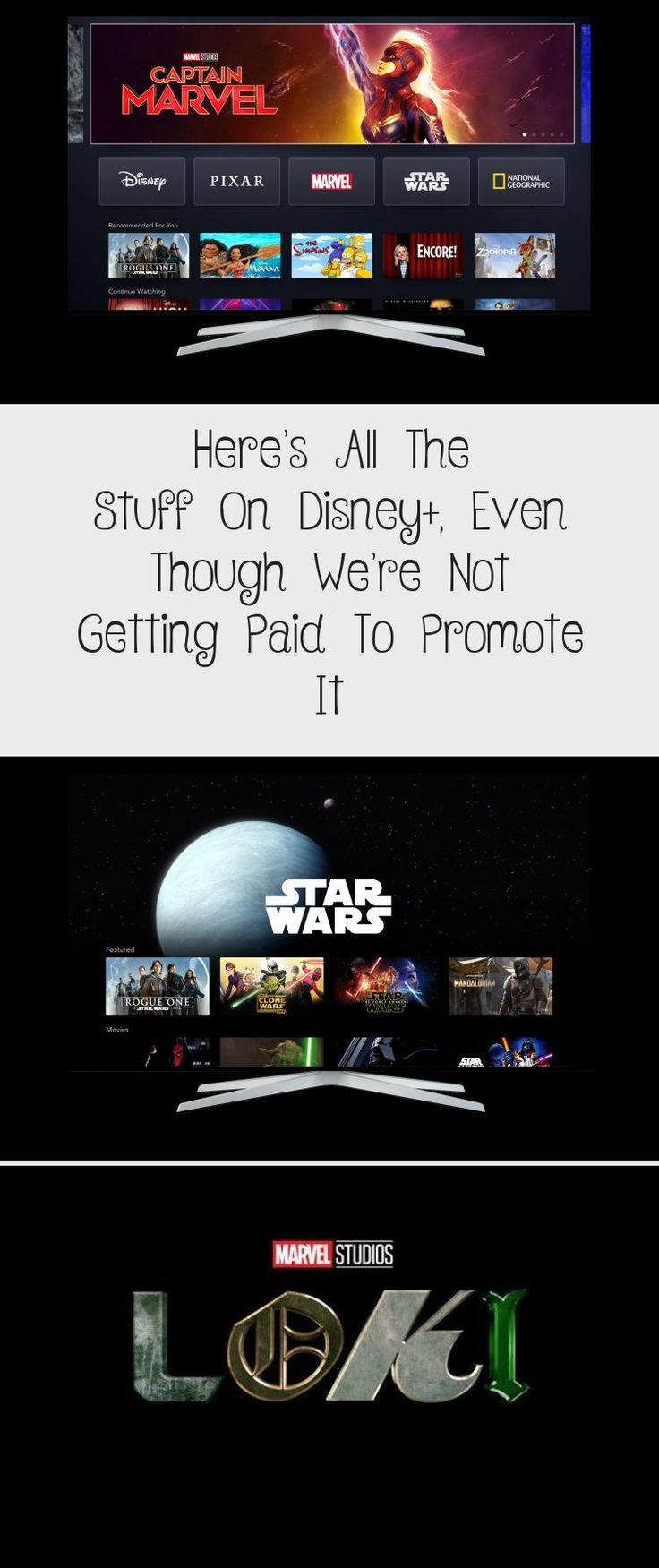 Disney is entering the streaming market in a major way