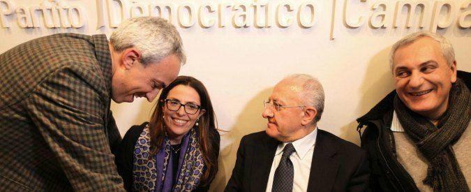"""News: Regionali, la """"svolta"""" dei partiti in Campania"""