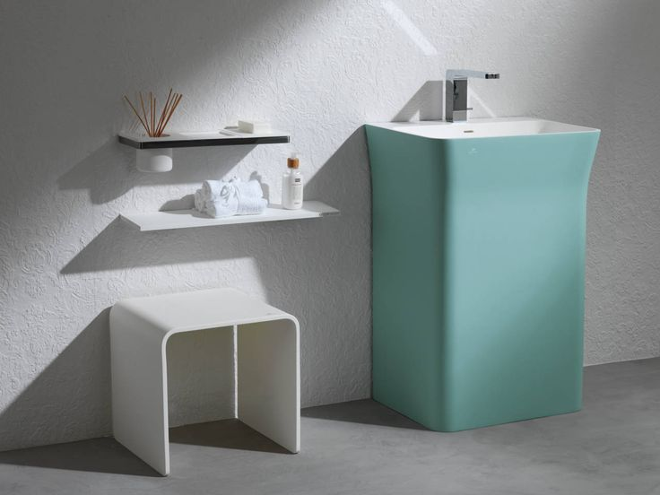 MODUL Washbasin Modul Collection By Systempool