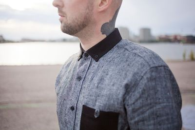 Nurmi // Men´s shirt // Dante 100% hemp