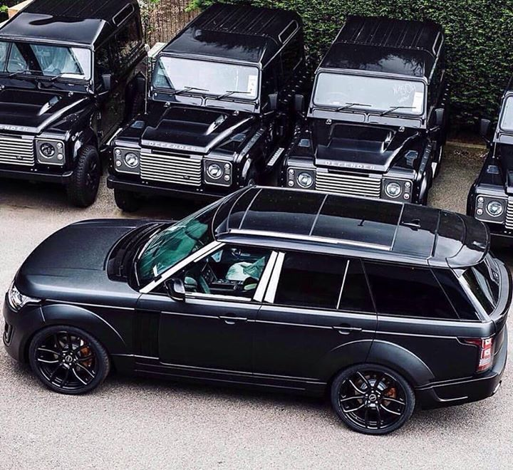 17 Best Ideas About Range Rover Sport Black On Pinterest