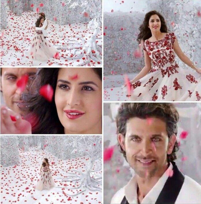 Beautiful Katrina Kaif and Hrithik Roshan Uff (Bang Bang)