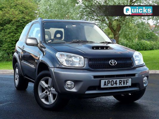 £3495 | Used 2004 (04 reg) Toyota Rav 4 2.0 D-4D XT3 3dr for sale on RAC Cars Check This Awsome Car for Sale out! Car is lowered on 18s but comes with stock rims and a brand new tire. It has dark tinted windows .Also comes with a new aftermarket passenger fender. Car is parked on Pacific ave in Tacoma next to the gas station on the corner of 64th and Pacific. If after seeing it you are interested get ahold of me for a test drive. Cash takes it home today 1900 OBO. Clean title.