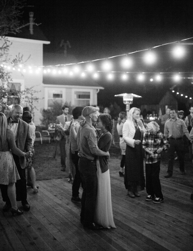 lights for outdoor wedding reception