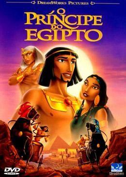 O PRÍNCIPE DO EGITO - Cineclick