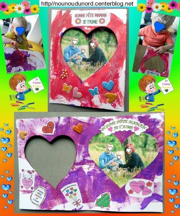 do-it-yourself child 2 years fete des mere – Google Search