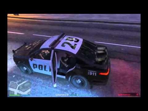 GTA 5 Online  Опять пирожкрвский