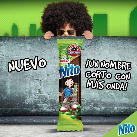 """¡Ahora Negrito Bimbo es """"Nito"""", un nombre corto con más ..."""