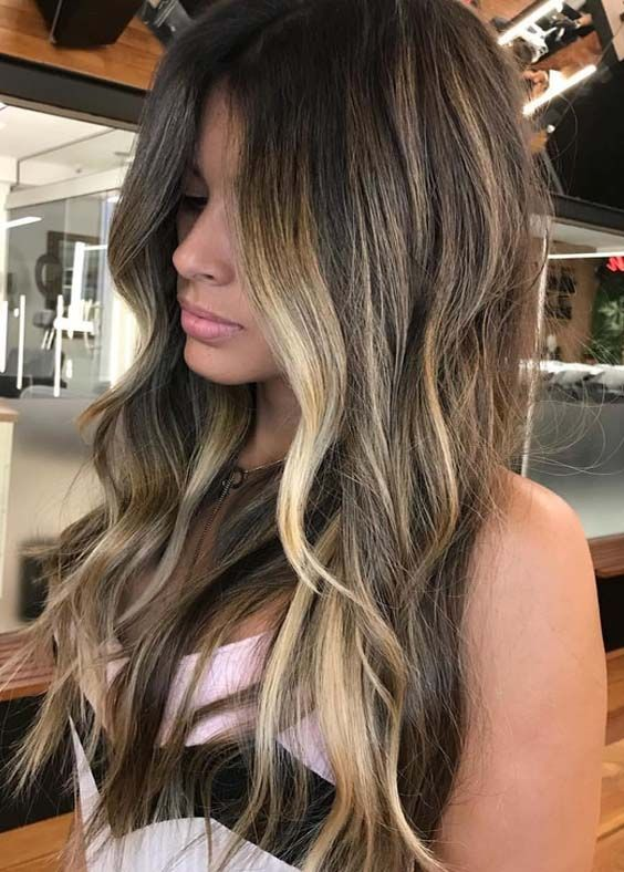 the 25 best sun kissed highlights ideas on pinterest sun kissed hair hair inspo and brown. Black Bedroom Furniture Sets. Home Design Ideas