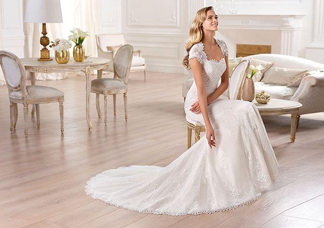 Свадебные платья Pronovias 2014: коллекция «Fashion»