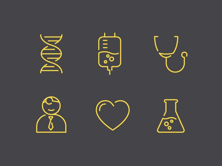Medical Icons                                                       …
