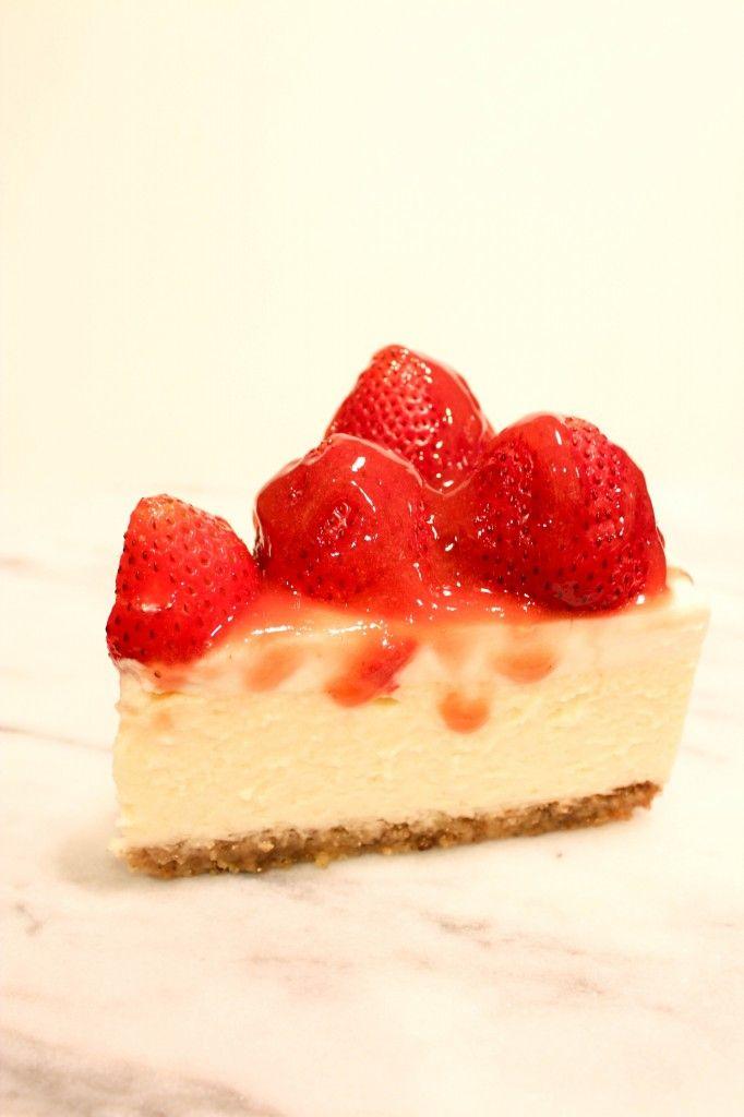 strawberry cheesecake - Del Frisco's